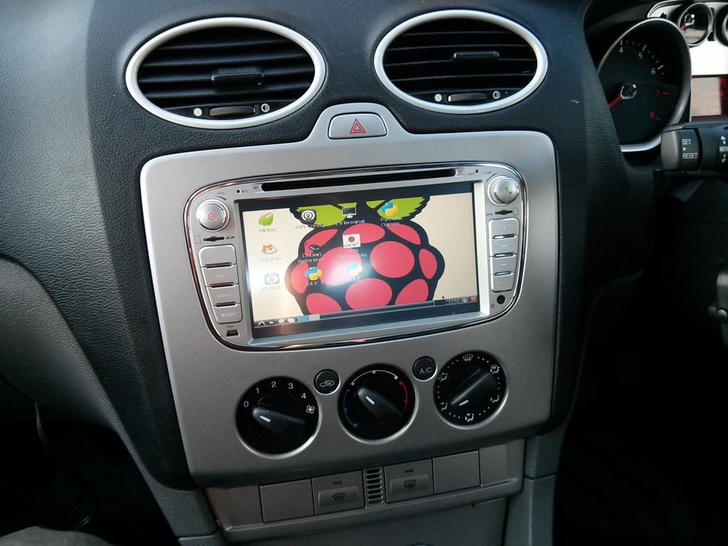 Carputer-raspberry-pi