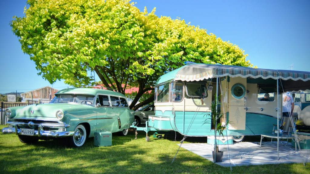 Winning Beach Hop Caravan